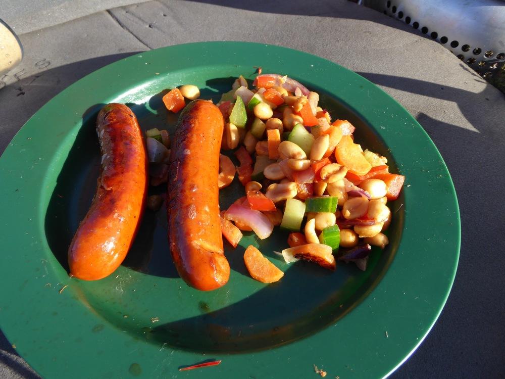 Chorizo og massalanøtter er den nye favoritten!