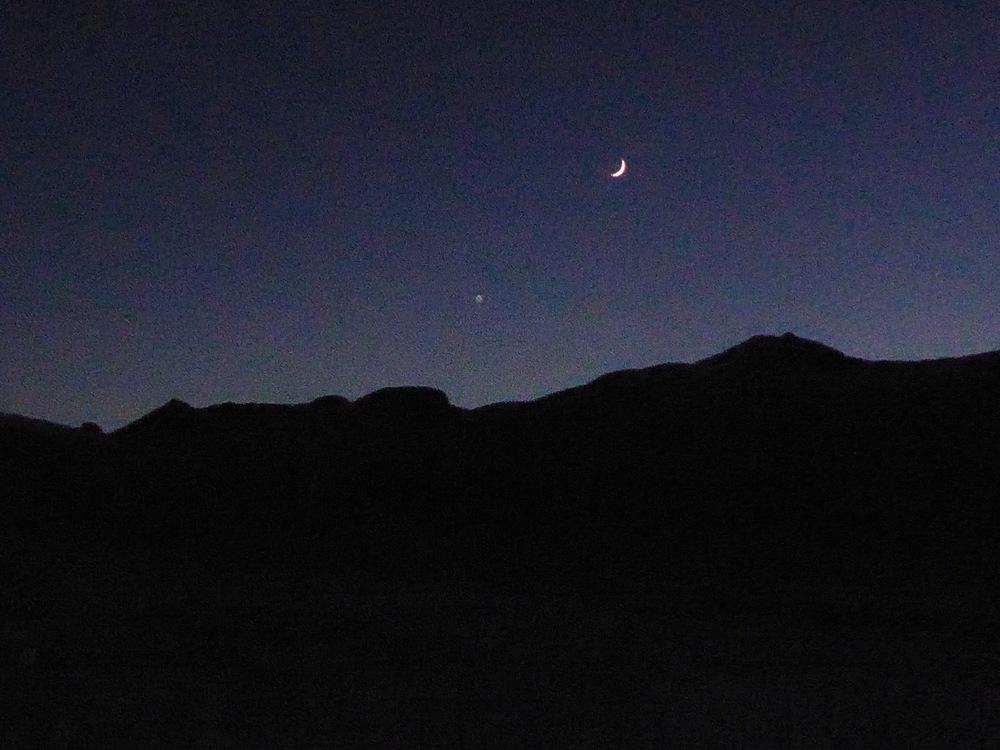 Siste dagslys før stjernene tar over