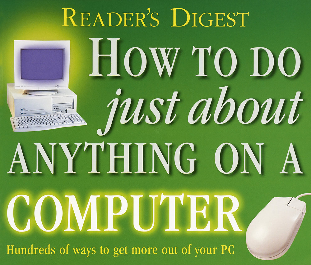 Client :  Reader's Digest  Brief : Book Cover Role : Design
