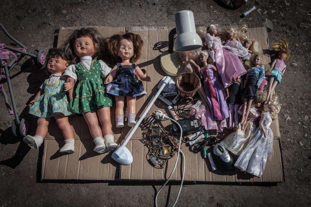 Dolls, Dolls, Dolls.