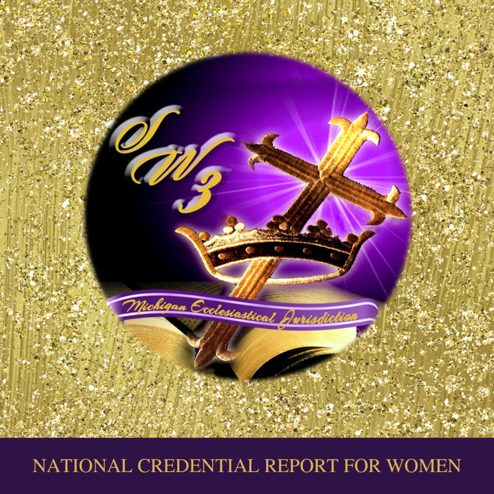 National Credential Report For Women