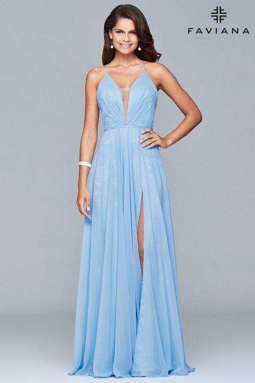 Faviana 7747 — The Prom Shoppe