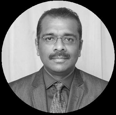 Krishnan & Associates, Ravi Krishnan, Managing Director