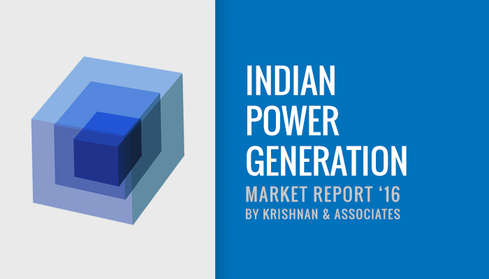 Market Report, Krishnan & Associates, K&A, Indian Power Generation