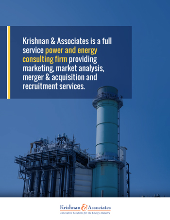 Krishnan & Associates, Energy Industry, Consulting Firm, Services, Marketing
