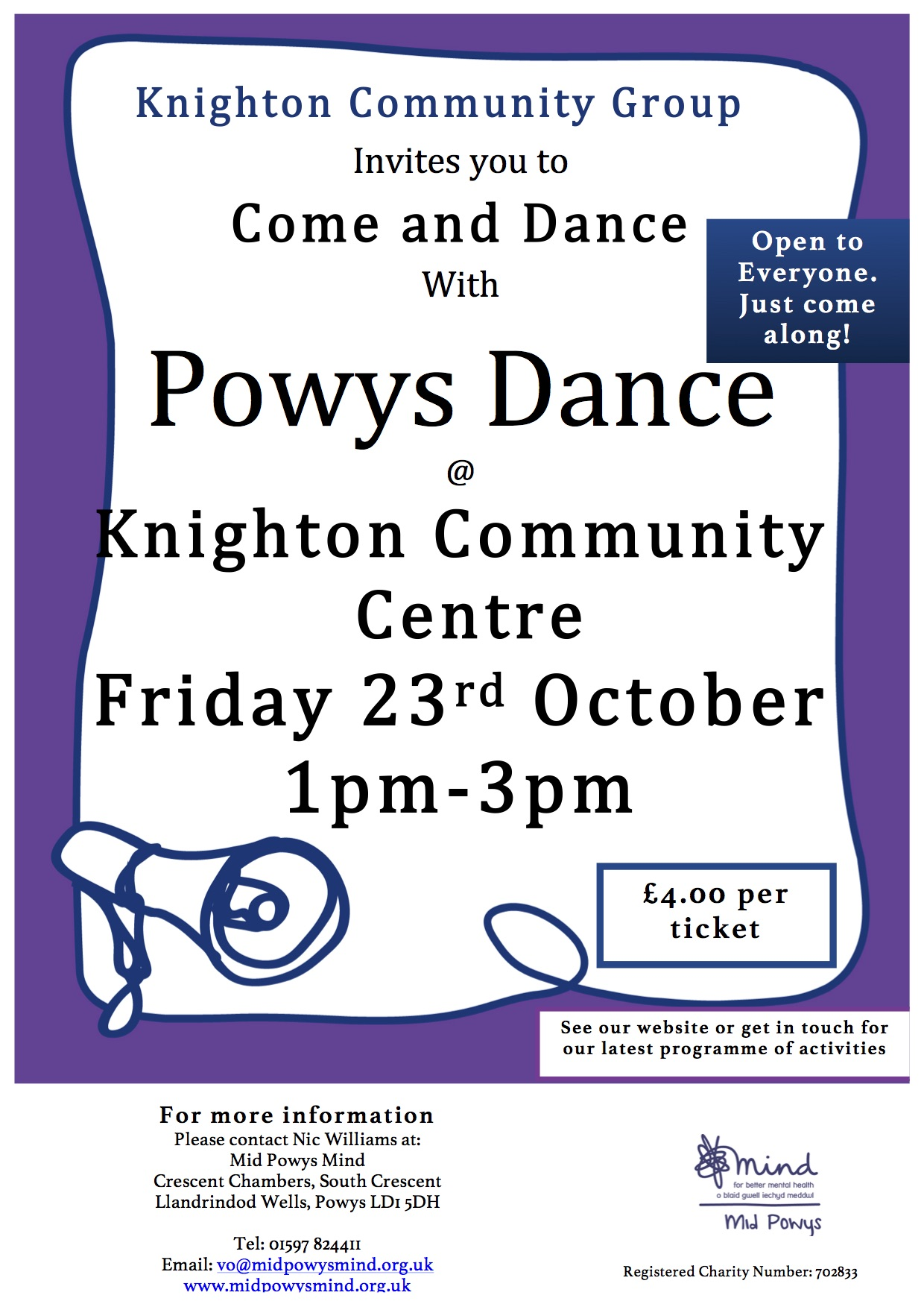 knighton outreach poster dance (1)