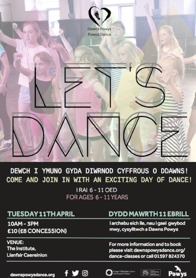 Llanfair Dance Day