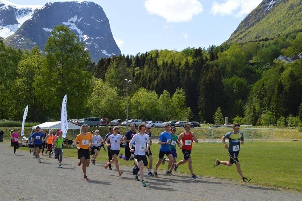 Mensen Ernst Minnelop Fresvik- foto: Julie Botun