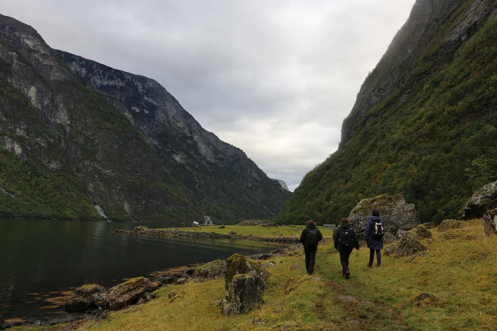 Vandring Bleiklindi til Styvi, Naroyfjorden