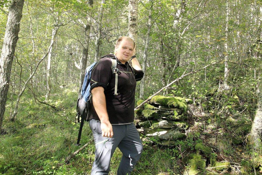 Bengt Erlend Skjerdal (foto:Jan Egil Fimreite)