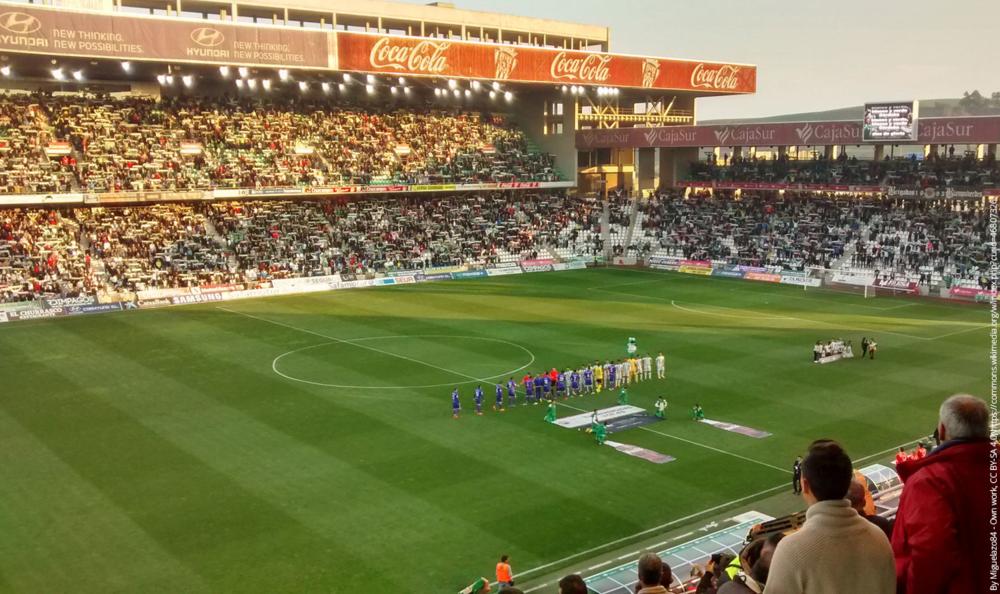 Nuevo Arcángel Stadium (Córdoba CF)