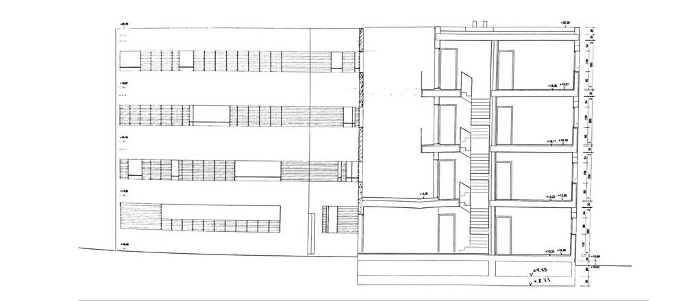 Edificios Viviendas Sociales