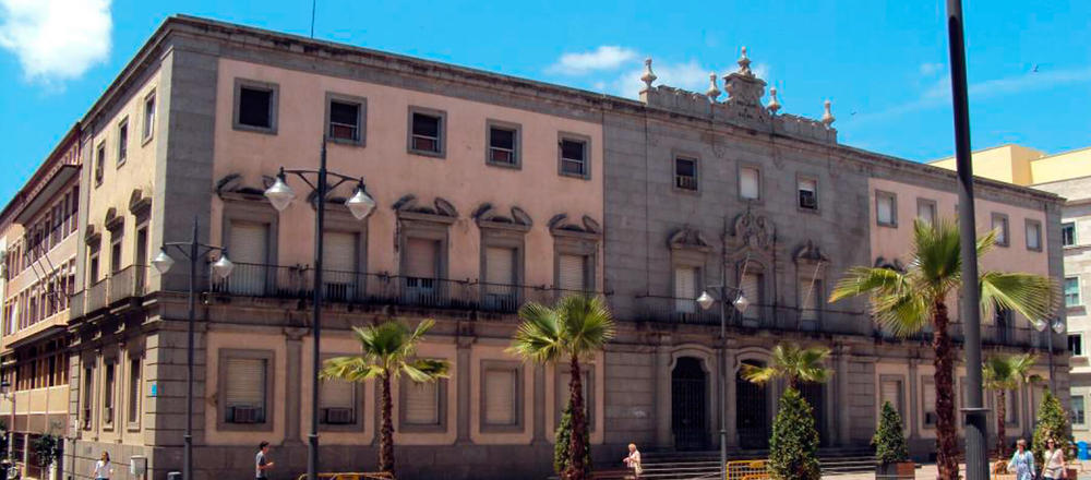 Rehabilitación antigua sede de Hacienda
