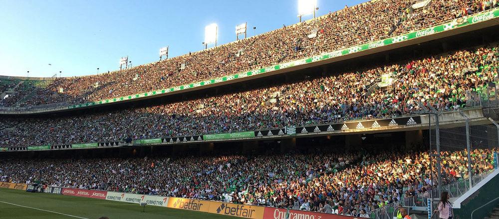 Benito Villamarín Stadium (Real Betis)