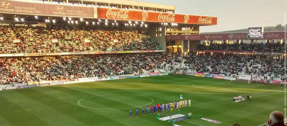 Nuevo Arcángel Stadium (Córdoba C.F.)
