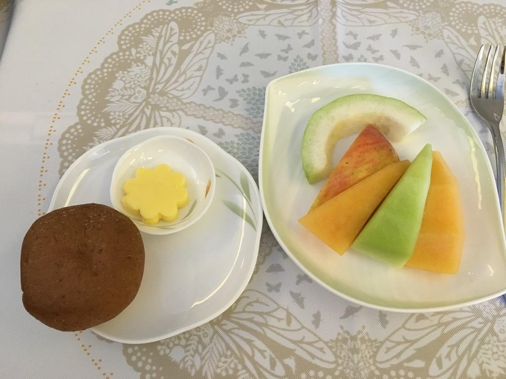 A health-conscious dessert.