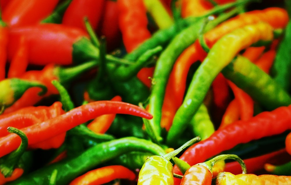 A new study, that I'm sure will please hot sauce fans, looked to see if people who eat hot peppers live longer.