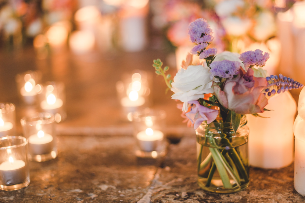 kent wedding florist london asylum peckham nunhead pastel bouquet candles 2.png