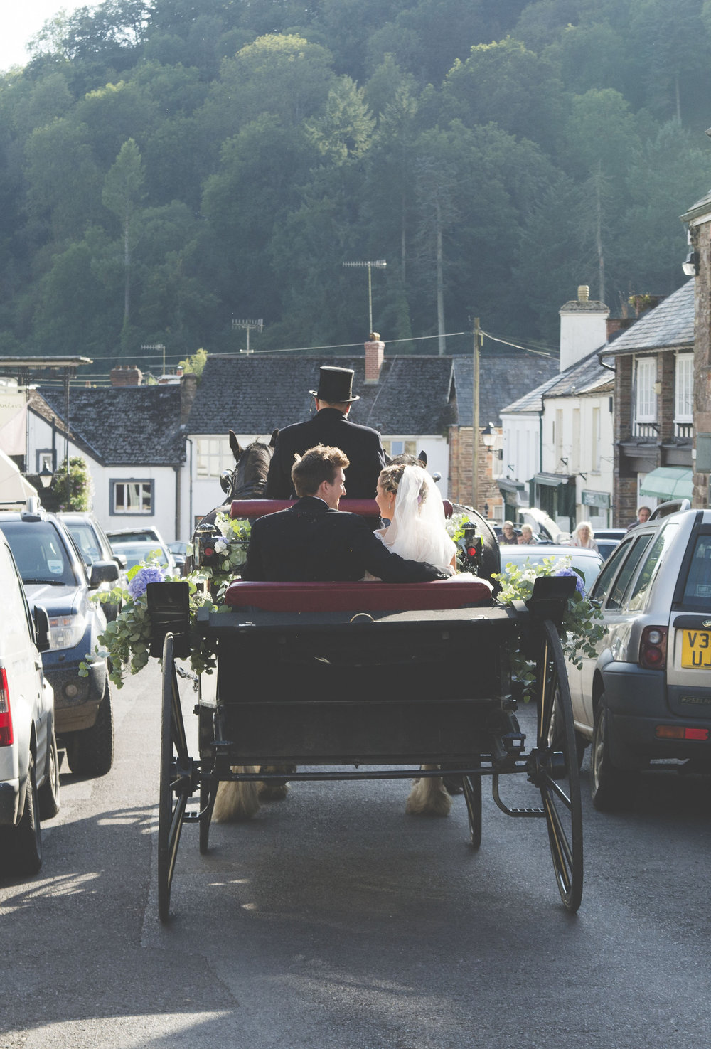 Flowers by Jennifer Pinder florist. Horse and cart flower decoration London Kent.jpg