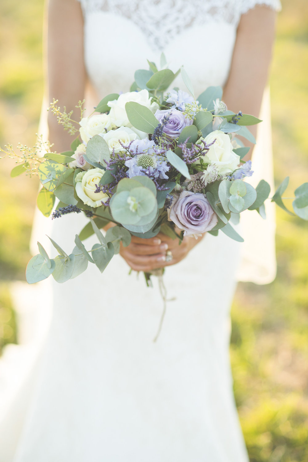 flowers by Jennifer Pinder wedding florist Kent London bouquet in purple and white .jpg