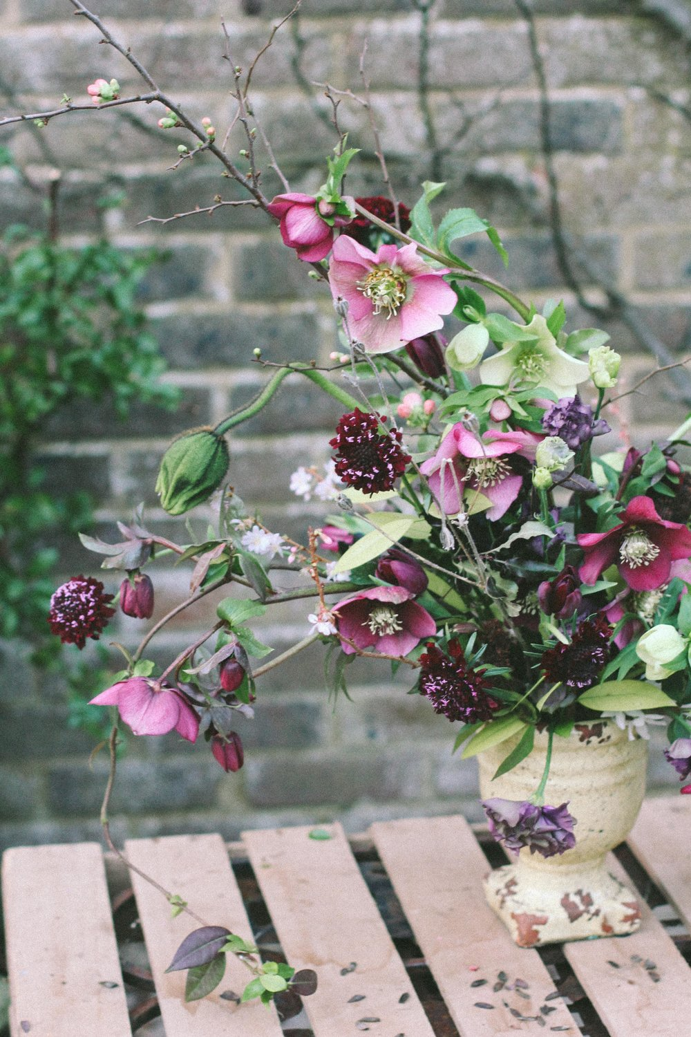 Flowers from Kent florist Jennifer Pinder Floral Styling