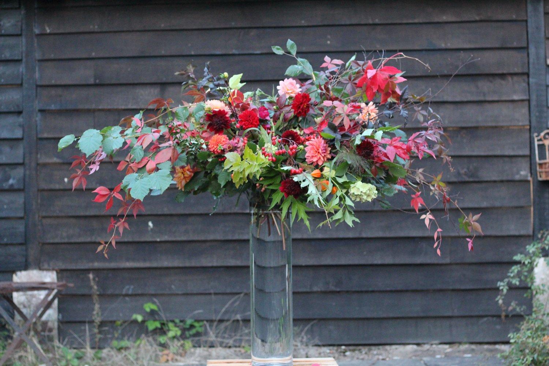 Bright Warm Jennifer Pinder Kent Wedding Flowers