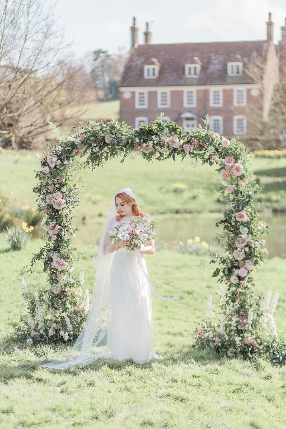 Chafford Park wedding venue Jennifer pinder floristry school in kent