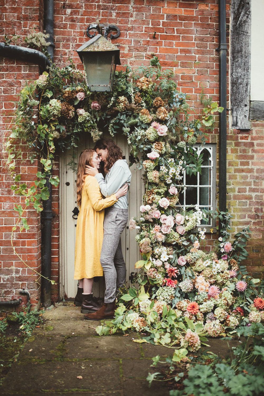 jennifer pinder flower school is voted best in England photos of portfolio summer wedding workshop - maryanneweddings