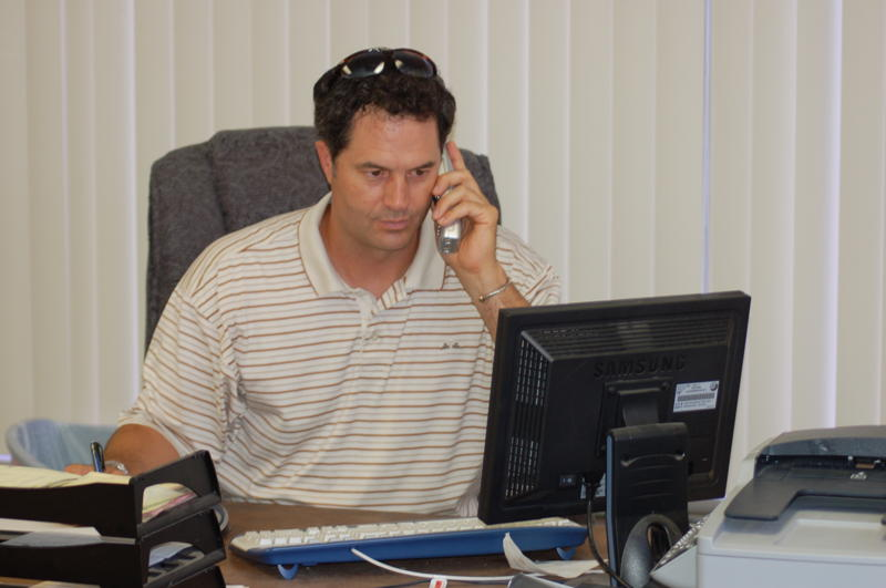 Brian O'Donnell - Owner/President   Brian@pallet-depot.com