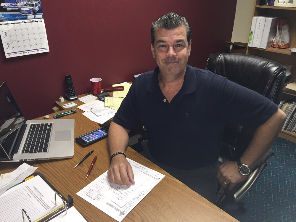 Mark Schulcz - Vice President    Mark@pallet-depot.com