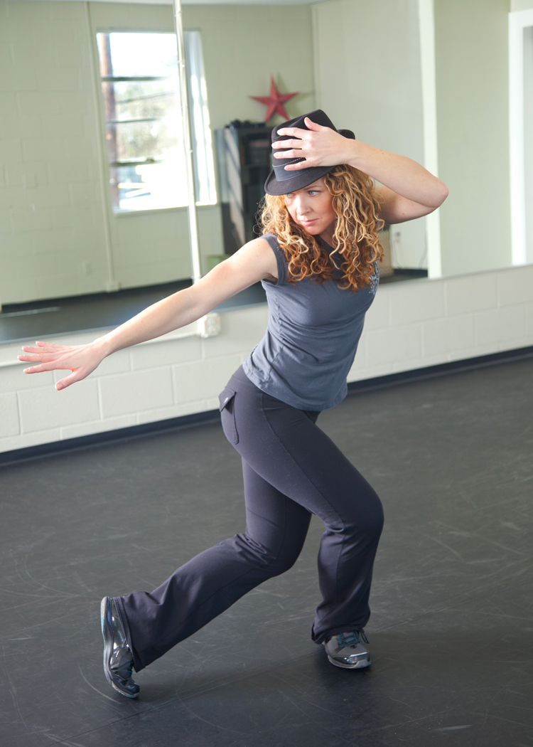 Jennifer Buckley, DanceWrx Classes
