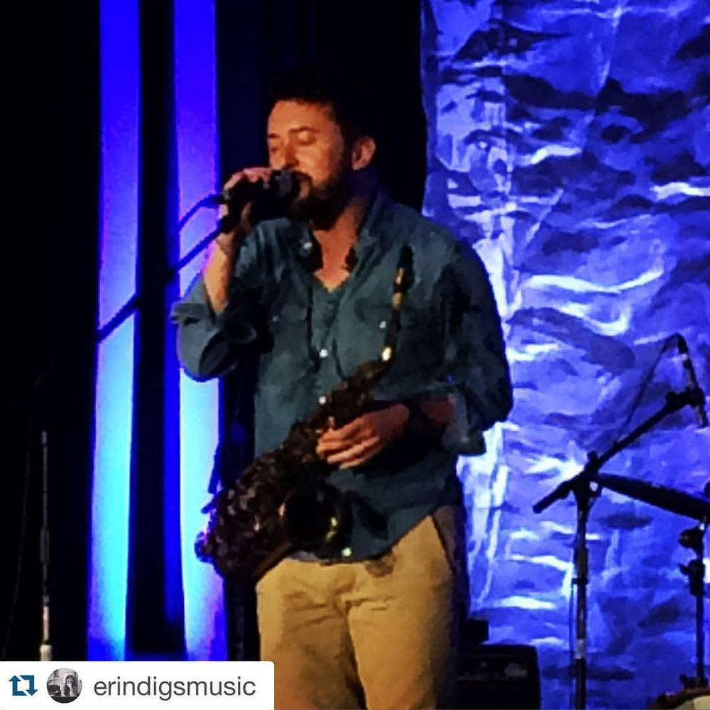 #Repost @erindigsmusic  ・・・  @marcplotkin showcasing for #apcane15 here in NJ