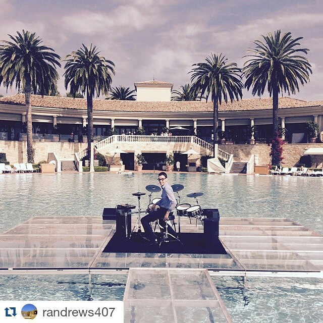 #Repost @randrews407 ・・・ another day at the office #laallstars