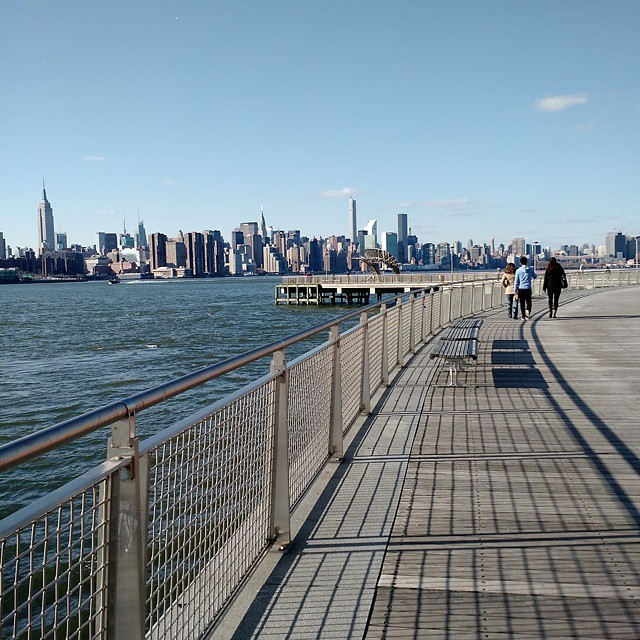 Cannot be beaten. (at Williamsburg Waterfront Piers)