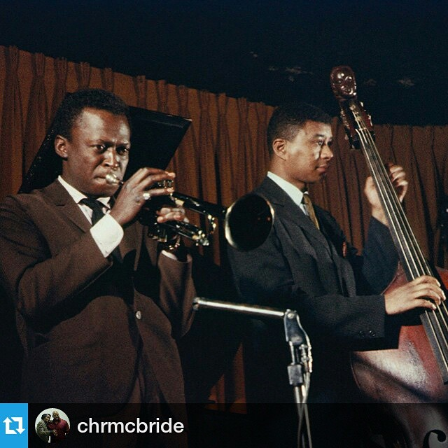 #Repost @chrmcbride  ・・・  GREAT photo of Miles and Mr. PC