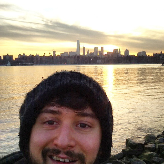 Sunset Selfie (at East River State Park)