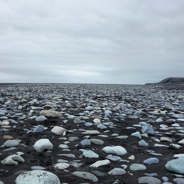 Stones forever. #Iceland #latergram