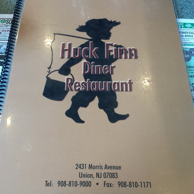 Love (at Huck Finn Diner)