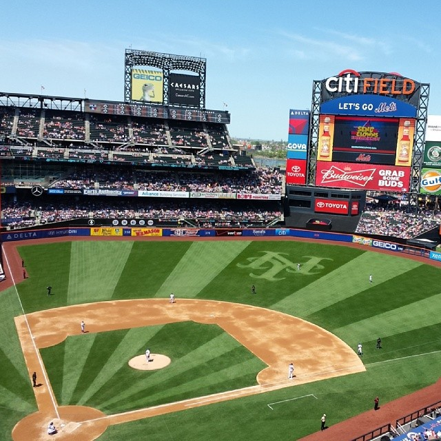 at Citi Field