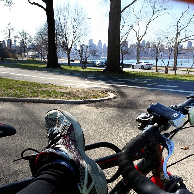 at Astoria Park,Queens N.Y.