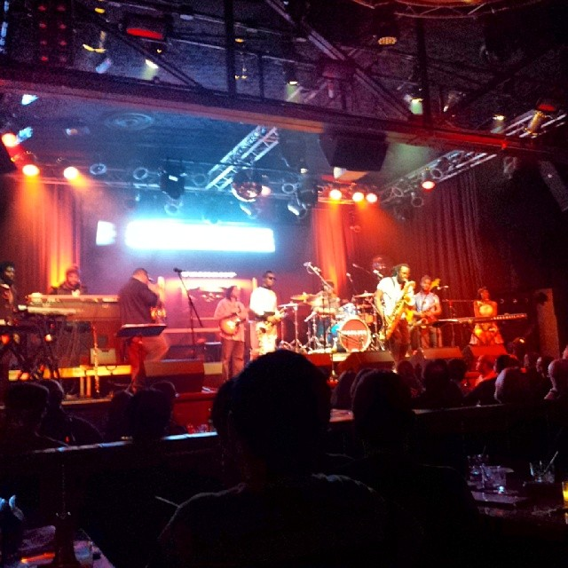 RH Factor! (at Highline Ballroom)
