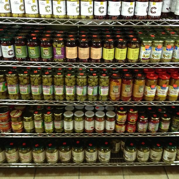 My favorite aisle (Taken with Instagram at Khim's Millennium Market)