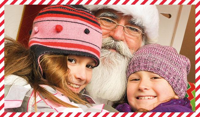 Rencontrez le Père Noël