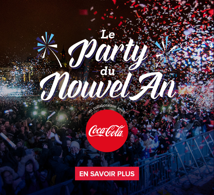 Le party du nouvel an