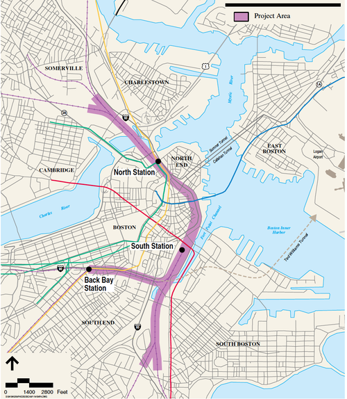 Alignment — North South Rail Link