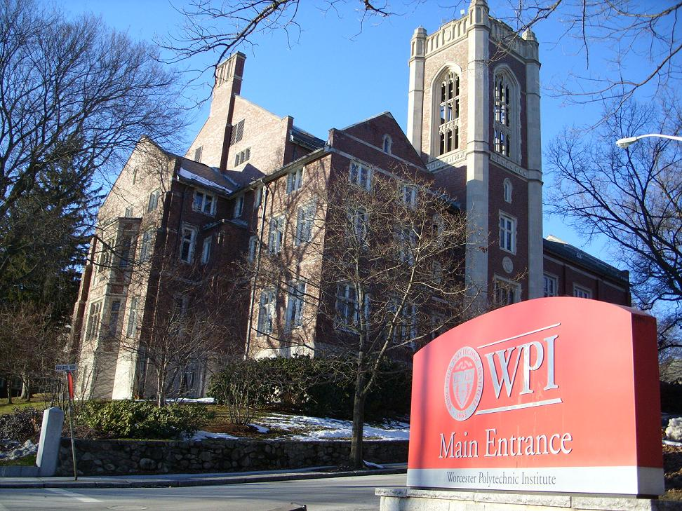 Worcester Polytechnic Institute   [Wikimedia]