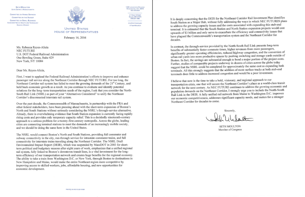 Letter FROM Seth Moulton to FRA, Feb 16, 2016
