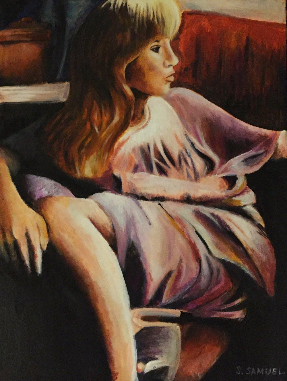 Stevie  by Sara Samuel