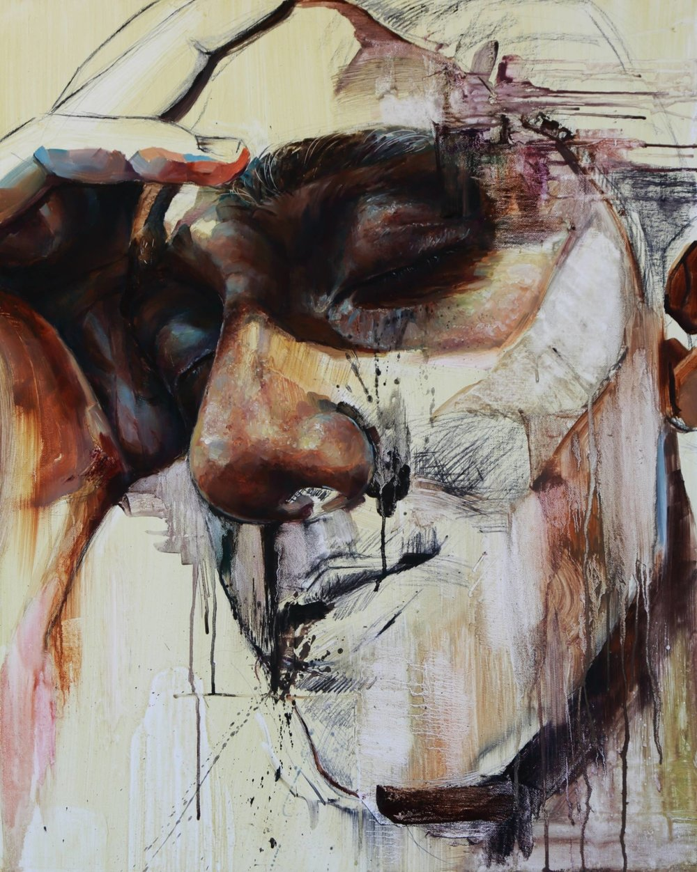 Reverie  by Anton Zhou