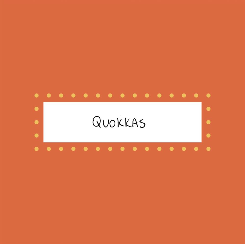 Quokkas  by Zoe Grimes